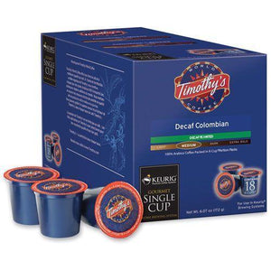 Timothy's Coffee K-Cup® Pods