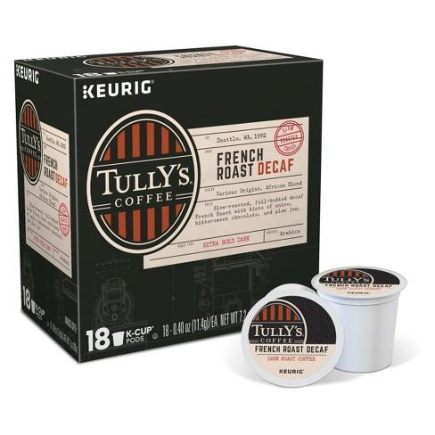 Browse our selection of Tully's Coffee K-Cup Pods