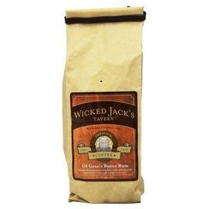 Wicked Jack's Coffee Beans