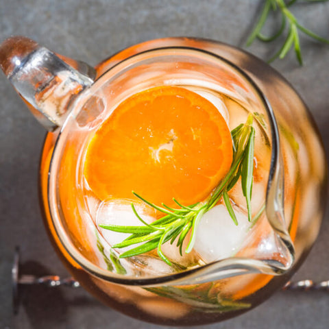 Clementine iced tea recipe