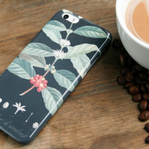 Plant based cell phone case