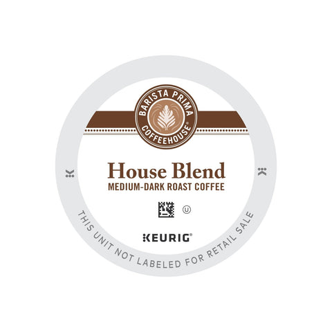 Barriehouse Coffeehouse K-Cup Pods