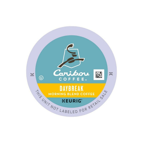 Caribou Coffee Daybreak K-Cup Pods