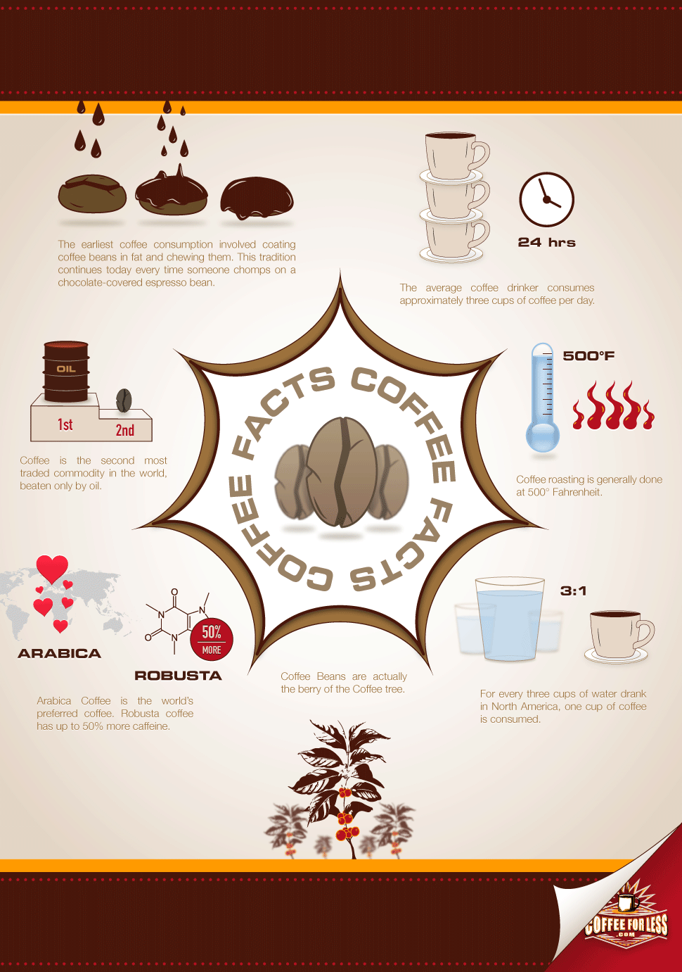 Coffee Fun Facts & Trivia – Learn about Coffee.