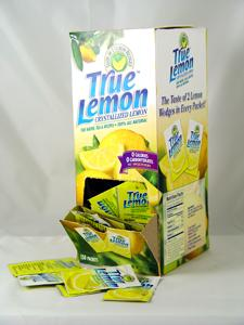 True Lemon Crystallized Lemon Substitute 150ct
