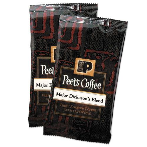Peet's Coffee Major Dickason's Blend Ground 18 2.5 oz. Bags