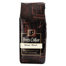 Peet's Coffee House Blend Ground 1 lb Bag