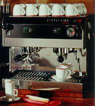Grindmaster 2400Q Two Group Semi-Automatic Espresso Machine
