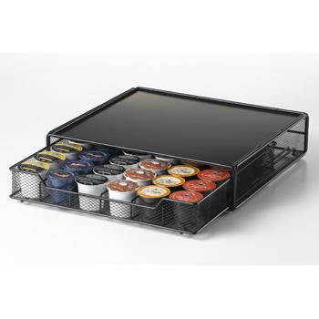 36 Coffee Pod Drawer | Coffee Storage | Pod Holder Accessories U2013 Coffee For  Less