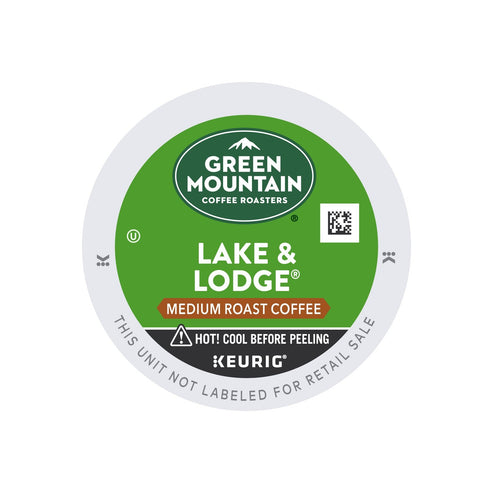 Green Mountain Coffee Lake and Lodge Medium Roast