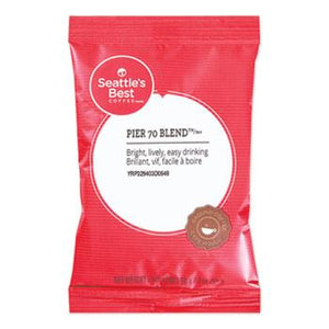 Seattle's Best Coffee Pier 70 Blend Ground Coffee 18 2 oz. Packs