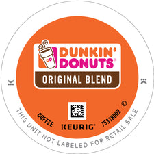 Dunkin' Donuts Original K-cups 96ct
