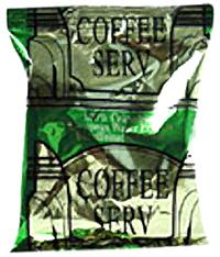 Coffee Serv Colombian Decaffeinated Ground Coffee 42 1.5oz Bags
