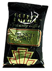 Golden Empire French Roast Coffee 20 2.5oz Bags