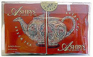 Ashby's Assam Tea 25ct