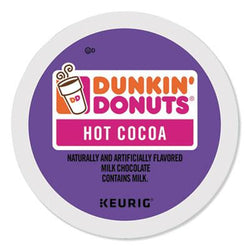 Dunkin' Donuts Milk Chocolate Hot Cocoa 24ct