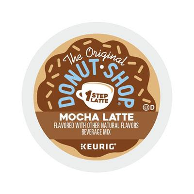The Original Donut Shop Mocha Latte K-Cups 20ct