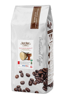 Barrie House Coffee Decaf FTO Jammin Jamaican Whole Bean Coffee 6 2.5lb bags