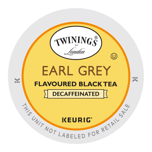 Twinings Earl Grey Decaf Tea K-Cup® Pods 24ct