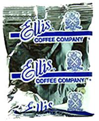 Ellis William Penn Blend Room Service Ground Coffee Packets 150 0.75oz Bags