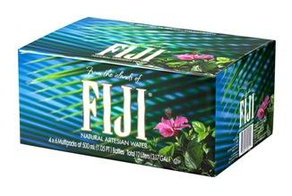 Fiji Bottled Water 12 1 Liter Bottles