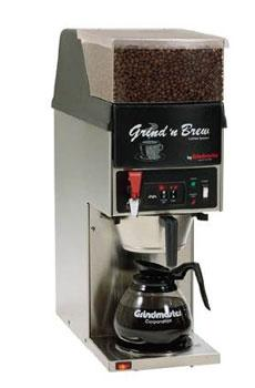 Grindmaster Grind'n Brew 11Q Single Bean Decanter Coffee Machine
