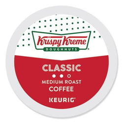Krispy Kreme Classic Coffee K-cups 24ct