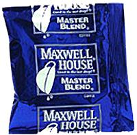Maxwell House Coffee Master Blend Ground Coffee 42 1.25oz Bags