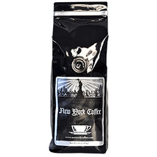 New York Coffee Jamaican Rum SWP Decaf Flavored Coffee Beans 5lb Bag