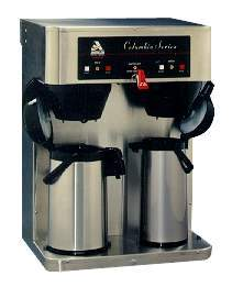 Grindmaster Rap400 Columbia Airpot Shuttle Coffee Brewer