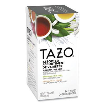 Tazo Tea Sampler Pack 24ct Box