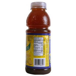 Alex's Half & Half Lemonade Iced Tea 24 20oz Bottles Side