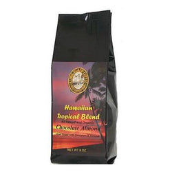Chocolate Almond Flavored Coffee Beans