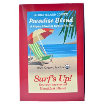 Aloha Island Surf's Up Breakfast Blend Coffee Pods 36ct