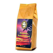 Aloha Island Island Chocolate Flavored Ground Coffee 8oz Bag