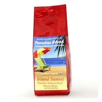 Island Sunset Medium Roast Coffee Beans