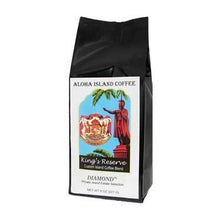 Aloha Island King's Reserve Diamond Coffee Beans 8oz Bag