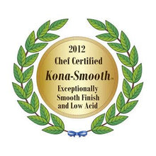 Aloha Island King's Reserve is organic, fair trade, and chef-certified Kona-Smooth coffee!