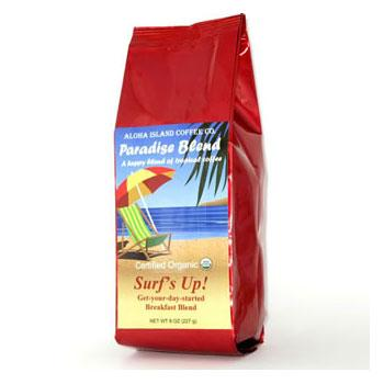 Surf's Up! Breakfast Blend Coffee Beans