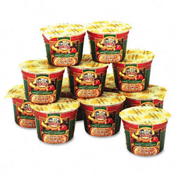 Apple-Cinnamon Single-Serve Instant Oatmeal 1.9LB Bowl 12ct Box