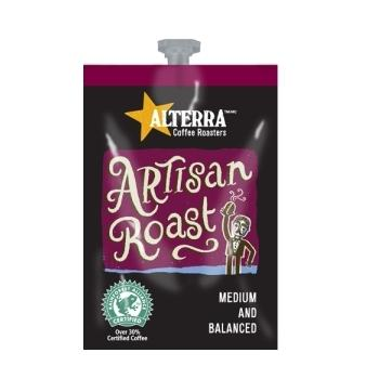 Artisan Roast Coffee Fresh Pack Rail