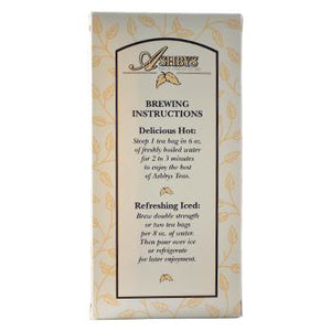 Ashby's Afternoon Tea 25ct Box Back