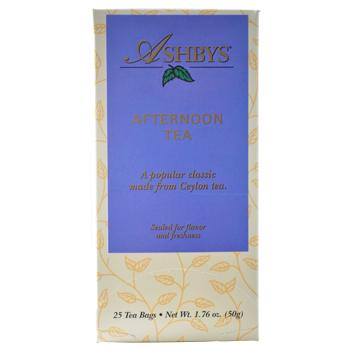 Ashby's Afternoon Tea 25ct Box