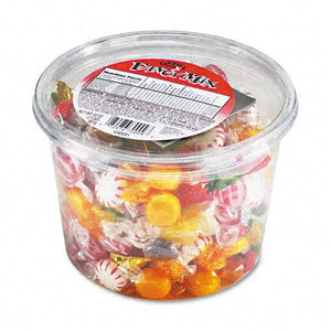 Assorted Fancy Hard Candy Individually Wrapped 2lb Tub