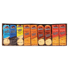 Austin Cookies and Crackers Assorted 1.38oz per Pack 45ct