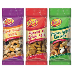 Kar's Trail Mix Variety Pack Assorted Flavors 24ct