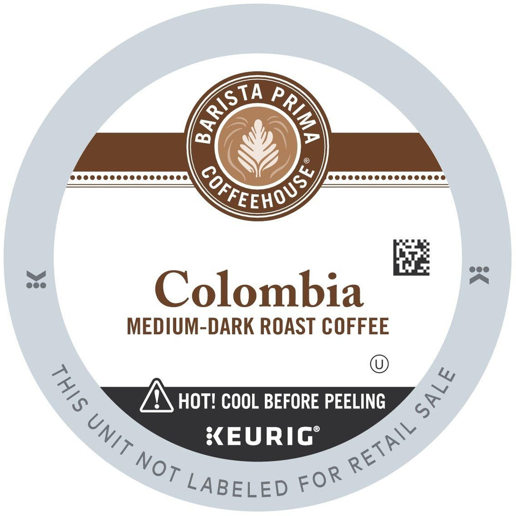 Barista Prima Coffeehouse Colombia K-Cups 24ct