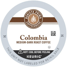 Barista Prima Coffeehouse Colombia K-Cups 96ct