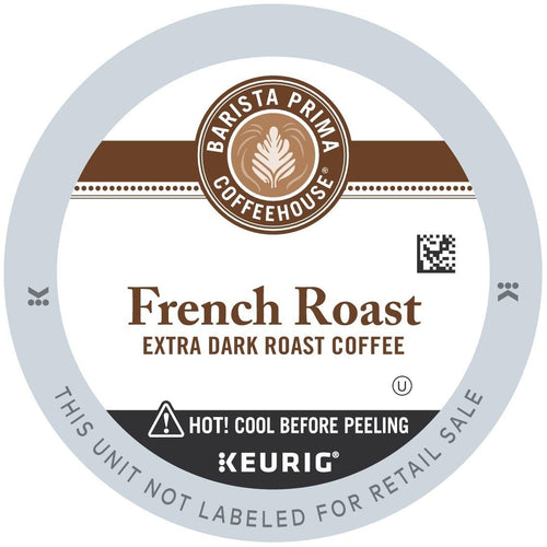 Barista Prima Coffeehouse French Roast K-Cups 96ct