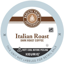 Barista Prima Coffeehouse Italian Roast K-Cups 96ct